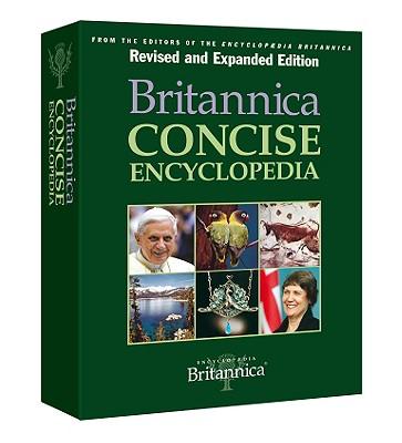 Britannica Concise Encyclopedia - Encyclopaedia Britannica (Creator)