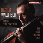 British Cello Concertos