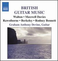 British Guitar Music - Graham Anthony Devine (guitar)