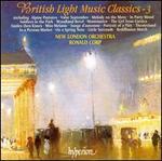 British Light Music Classics, Vol. 3 - New London Orchestra; Ronald Corp (conductor)