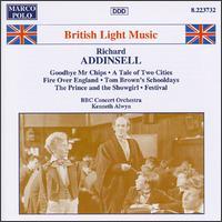 British Light Music: Richard Addinsell - Philip Martin (piano); Roderick Elms (piano); BBC Concert Orchestra; Kenneth Alwyn (conductor)