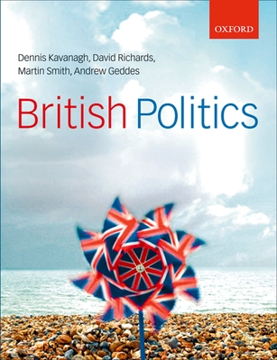 British Politics - Kavanagh, Dennis