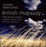 British Rhapsody: Music for Viola and Piano