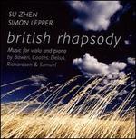 British Rhapsody: Music for Viola and Piano