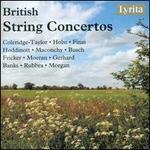 British String Concertos - Alexander Baillie (cello); Cecil Aronowitz (viola); Emanuel Hurwitz (violin); Erich Gruenberg (violin);...