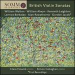 British Violin Sonatas