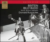 Britten: Billy Budd - Alfred Sramek (vocals); Bo Skovhus (vocals); Boaz Daniel (vocals); Cosmin Ifrim (vocals); David Cale Johnson (vocals);...
