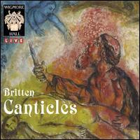Britten: Canticles - Iestyn Davies (counter tenor); Julius Drake (piano); Lucy Wakeford (harp); Marcus Farnsworth (baritone);...