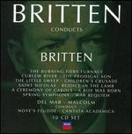 Britten Conducts Britten [10 CDs]