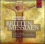 Britten & Messiaen: Choral Works - Cynthia Millar (ondes martenot); Gordon Jones; London Sinfonietta Voices; Peter Hall; Rolf Hind (piano); Sarah Leonard;...