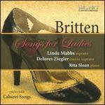 Britten: Songs for Ladies