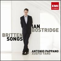 Britten: Songs - Antonio Pappano (piano); Ian Bostridge (tenor); Xuefei Yang (guitar); Antonio Pappano (conductor)