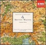 Britten, Walton: Chamber Music