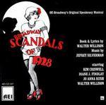 Broadway Scandals of 1928 [Original Cast]