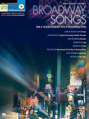 Broadway Songs - Hal Leonard Publishing Corporation (Creator)