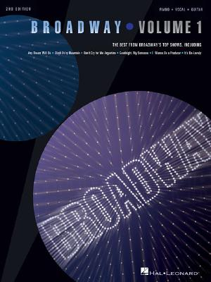 Broadway Volume 1 - Hal Leonard Corp (Creator)