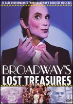 Broadway's Lost Treasures -
