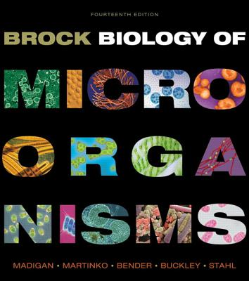Brock Biology of Microorganisms - Madigan, Michael T., and Martinko, John M., and Bender, Kelly S.