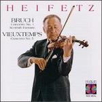 Bruch: Concerto No. 1; Scottisch Fantasy; Vieuxtemps: Concerto No. 5