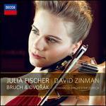 Bruch & Dvor�k - Julia Fischer (violin); Zurich Tonhalle Orchestra; David Zinman (conductor)