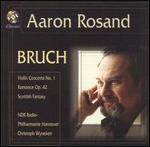 Bruch: Violin Concerto No. 1; Romance, Op. 42; Scottish Fantasy