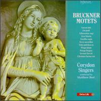 Bruckner: Motets - Christopher Stearn (trombone); Corydon Singers (vocals); Graham Chambers (trombone); Jeremy Gough (trombone);...