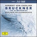 Bruckner: The Symphonies [9CD/Blu-Ray Audio]