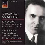 Bruno Walter conducts Dvorák & Smetana