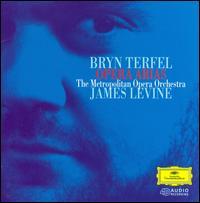 Bryn Terfel: Opernarien - Bryn Terfel (bass baritone); Metropolitan Opera Orchestra; James Levine (conductor)
