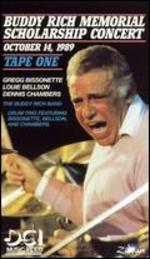 Buddy Rich Memorial Scholarship Concert, Vol. 1 - Glenn Mangel