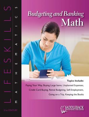 Budgeting & Banking Math - Saddleback Educational Publishing (Editor)