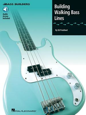 Building Walking Bass Lines - Hal Leonard Publishing Corporation