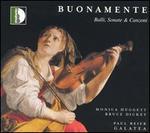 Buonamente: Balli, Sonate & Canzoni