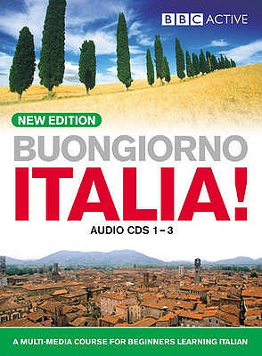 BUONGIORNO ITALIA! Audio CD's (NEW EDITION) - Cremona, Joseph