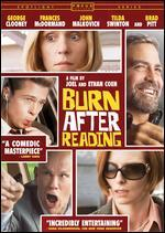 Burn After Reading [With Movie Money]