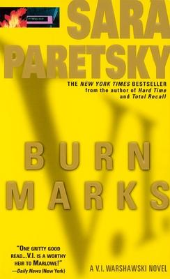 Burn Marks - Paretsky, Sara
