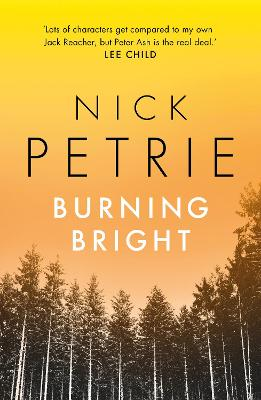 Burning Bright - Petrie, Nick