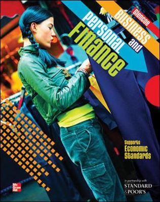 Business and Personal Finance, Student Edition - McGraw-Hill