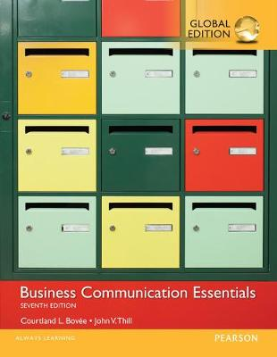 Business Communication Today By Bovee Pdf