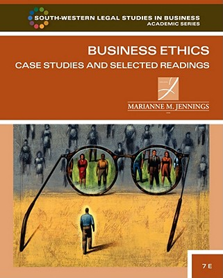 business ethics case studies and selected readings by marianne jennings Business ethics: case studies and selected readings by marianne jennings provides real-life examples of ethical dilemmas, poor ethical choices, and wise ethical.
