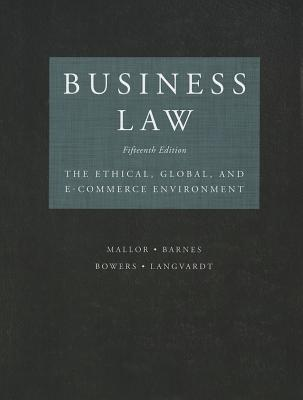 Business Law - Mallor, Jane P