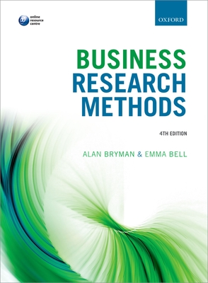 Business research methods book by alan bryman 4 available browse related subjects fandeluxe Images
