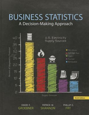 Business Statistics - Groebner, David F., and Shannon, Patrick W., and Fry, Phillip C.