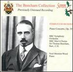 Busoni: Concerto for Piano & Orchestra, Op. 39