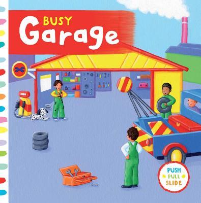 Busy Garage -