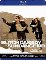 Butch Cassidy & Sundance Kid [Blu-ray]
