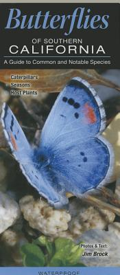 Butterflies of Southern California: A Guide to Common and Notable Species - Brock, Jim