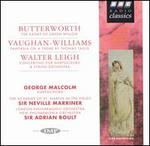 Butterworth, Vaughan Williams, Leigh, Warlock, Finzi