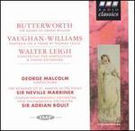 Butterworth, Vaughan Williams, Leigh, Warlock, Finzi