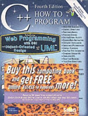 C++: How to Program - Deitel, Harvey M., and Deitel, Paul J.